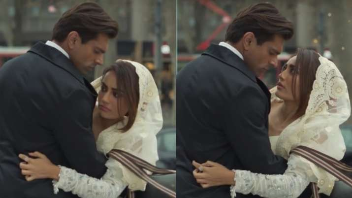 Qubool Hai 2.0 teaser out: Karan Singh Grover, Surbhi Jyoti's chemistry is sure to melt your heart