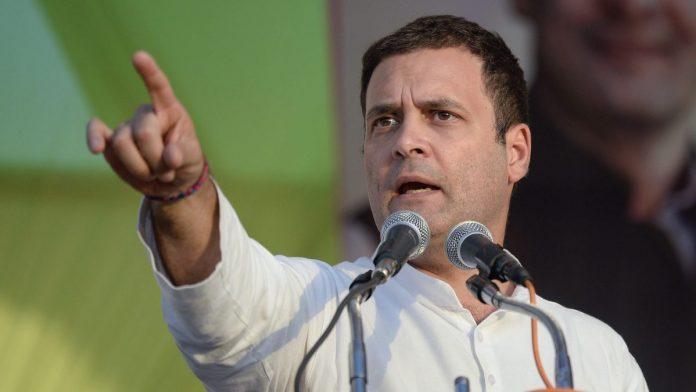 Image result for Rahul gandhi Mahapanchayat