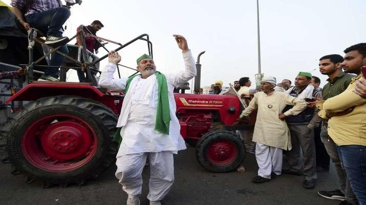 Rakesh Tikait, West Bengal, farm movement