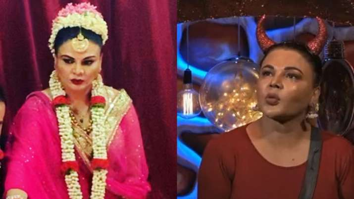 Bigg Boss 14: Rakhi Sawant reveals she texted her 'mystery' husband Ritesh soon after coming out