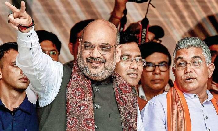 Bengal polls 2021: Plea filed against BJP's 'Rath Yatra' in Calcutta High Court