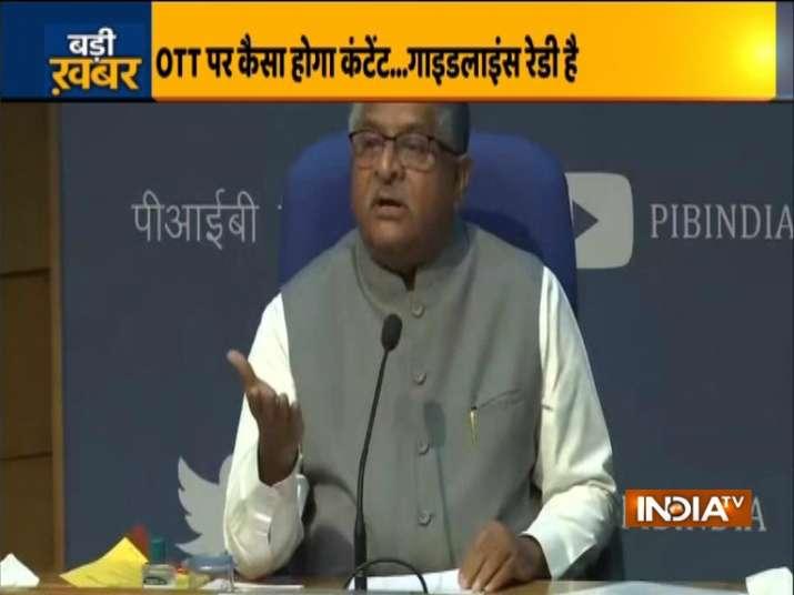 social media ott new rules, social media rules, ravi shankar prasad press conference today, amazon ,