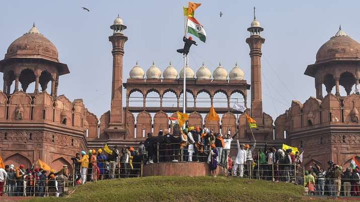 Another accused in the Red Fort violence