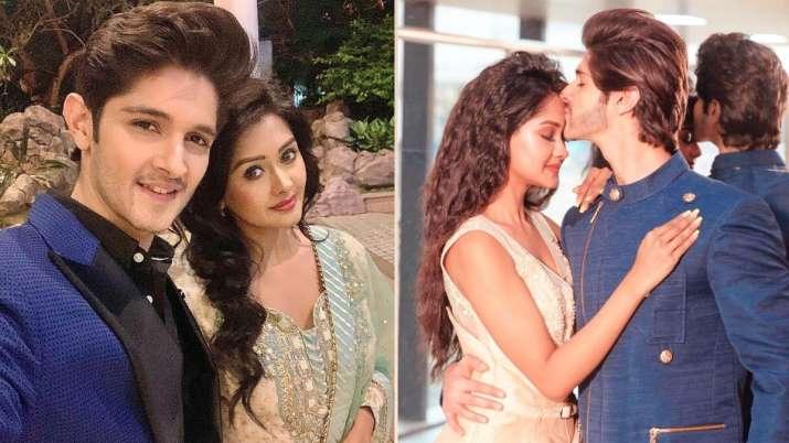Yeh Rishta Kya Kehlata Hai actors Rohan Mehra, Kanchi Singh headed for a split? Here's what we know
