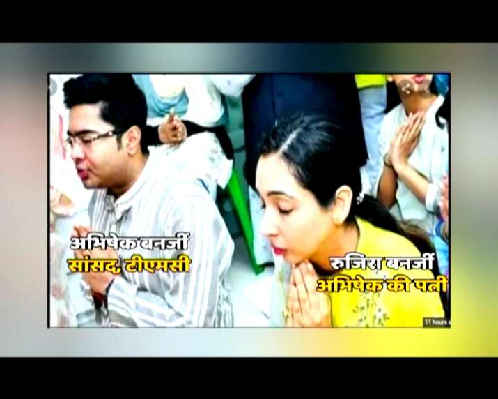 India Tv - who is rujira,who is rujira banerjee,rujira naroola, abhishek banerjee wife, mamata banerjee, cbi, c