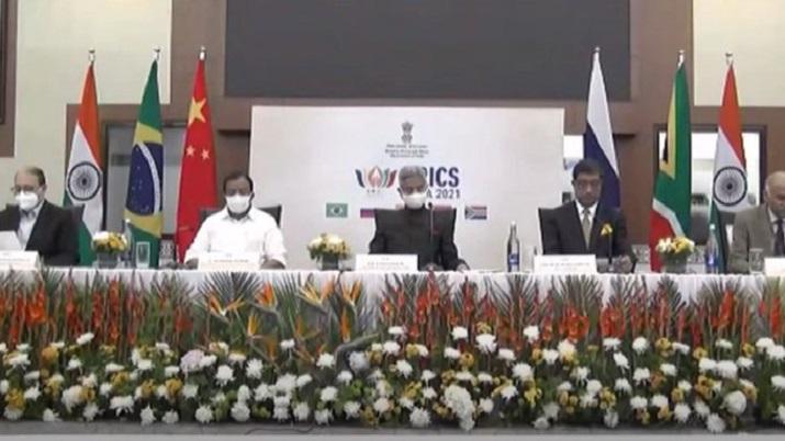 S Jaishankar unveils India's BRICS website
