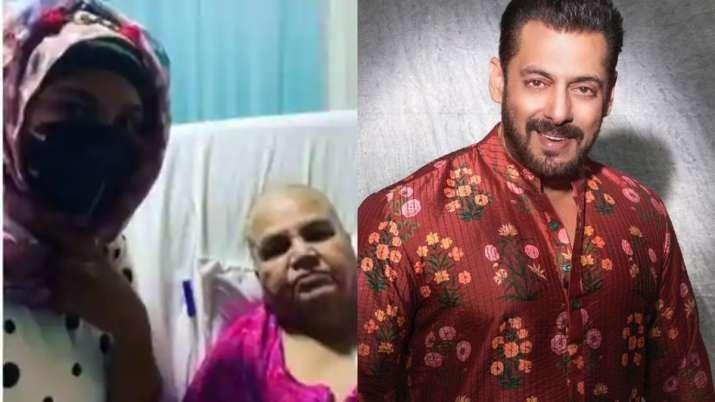 Rakhi Sawant's mother extends gratitude to Salman Khan for help in cancer treatment