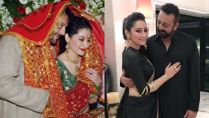 Sanjay Dutt, wife Maanayata share beautiful posts for each other on 13th wedding anniversary