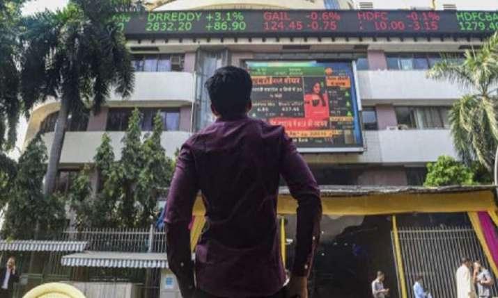 Sensex surges nearly 900 points as finance minister announces Union Budget 2021