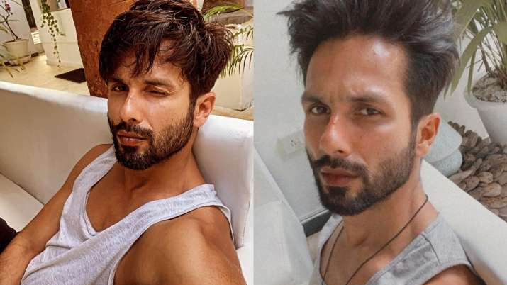 Shahid Kapoor's latest Instagram post is all about some 'laid back vibes'