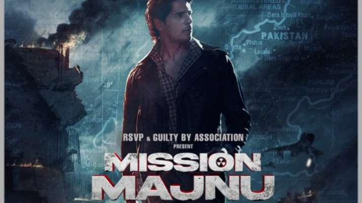 Sidharth Malhotra starts filming Mission Majnu in Luccknow