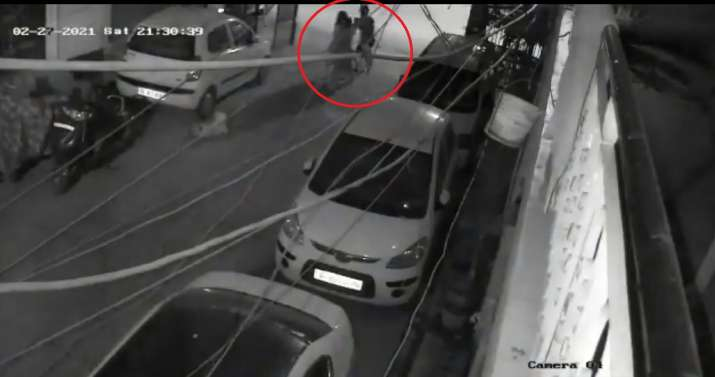 Caught on cam: Woman stabbed by chain snatcher in Delhi, dies | WATCH
