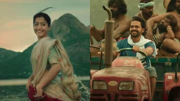 South star STR lends his voice for Rashmika Mandanna, Karthi-starrer Sulthan
