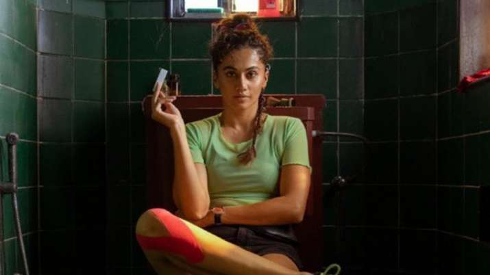 Looop Lapeta: Taapsee Pannu welcomes on board a crazy ride; shares first look as Savi