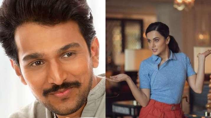 Taapsee Pannu, Pratik Gandhi to star in 'Woh Ladki Hai Kahaan?'