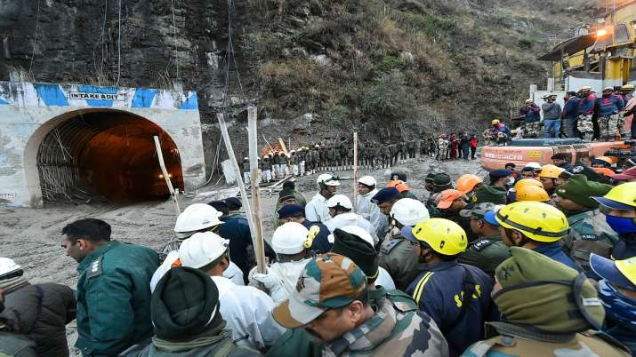 Uttarakhand disaster, NTPC, Tapovan tunnel,