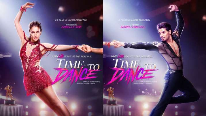 Time To Dance : Sooraj Pancholi, Isabelle Kaif starrer to release on March 12