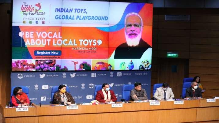 India Toy fair, digital toy fair, virtual toy fair