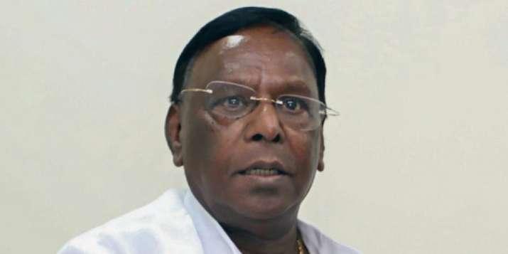 3 more Congress MLAs to quit in Puducherry, govt sure to lose trust vote: BJP