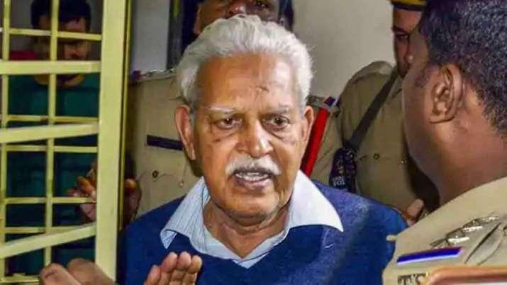 Varavara Rao bail