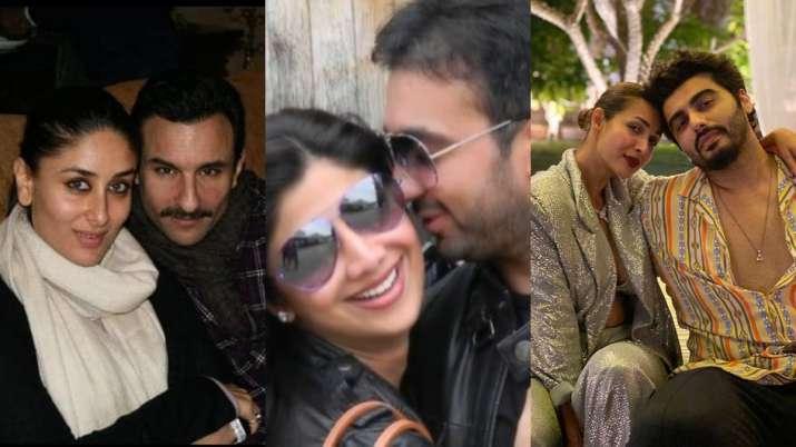 Happy Valentine's Day 2021: Kareena Kapoor, Shilpa Shetty to Malaika-Arjun, here's how celebs are ce