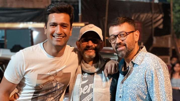 Vicky Kaushal ends shooting of Vijay Krishna Acharya's next untitled film; Wish I could share more d