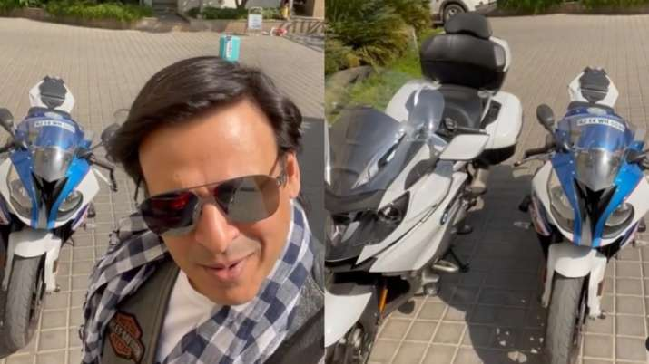 Vivek Oberoi's 'pawri' post is all about self-deprecating humour | VIDEO