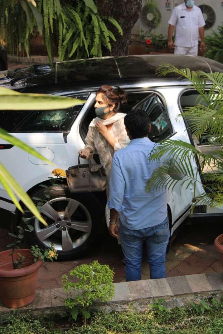 India Tv - Neetu Kapoor, Rajiv Kapoor