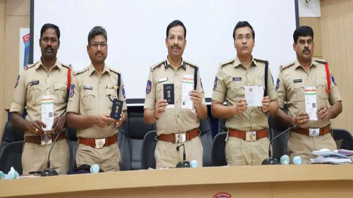 Passport racket busted by Telangana Police; two cops among