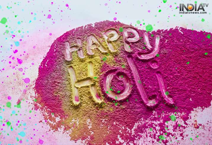 India Tv - Happy Holi 2021 HD Images and Wallpapers