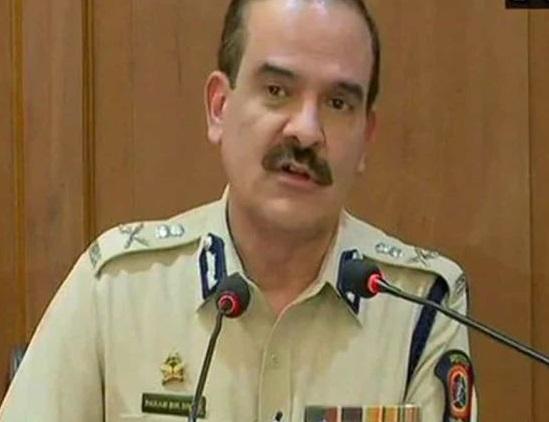 Mumbai Police Commissioner Parambir Singh removed, Hemant