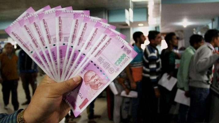 Rs 2,000 notes not printed in last 2 years, Govt tells Lok