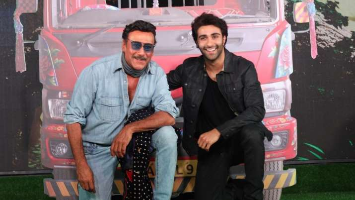 For Aadar Jain, Jackie Shroff is the coolest person