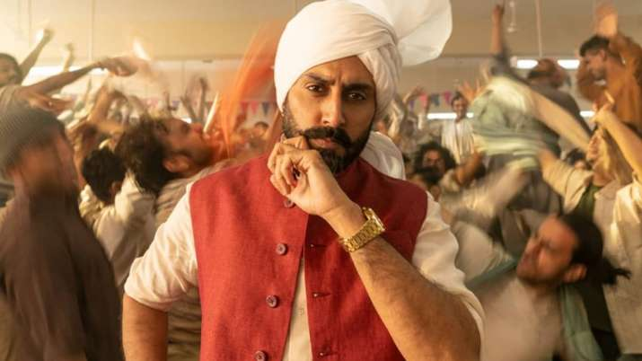 Abhishek Bachchan wraps up Agra schedule of 'Dasvi'