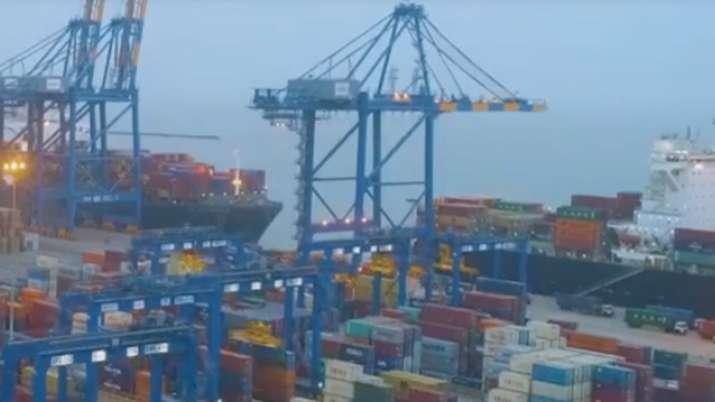 adani ports, Gangavaram port