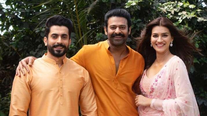 Kriti Sanon to play Sita in Prabhas, Saif Ali Khan's film Adipurush