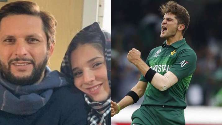Shahid Afridi's daughter to be engaged to Shah Afridi