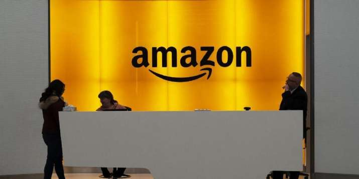 Former worker sues Amazon for not providing lunch breaks