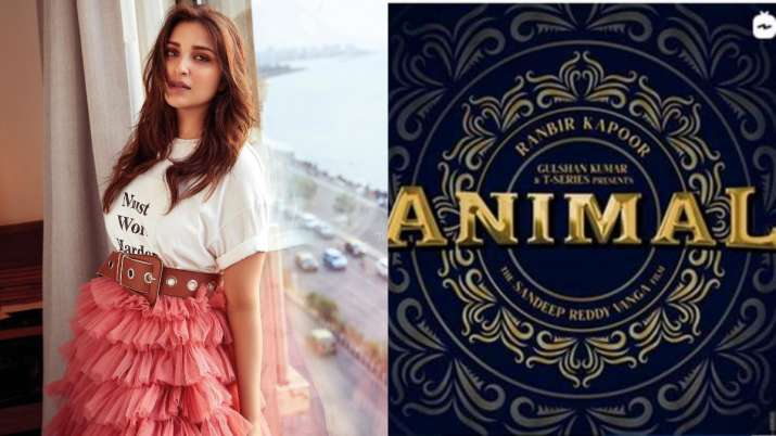 Parineeti Chopra on working with Anil, Ranbir Kapoor in 'Animal': It'll be months of learning school