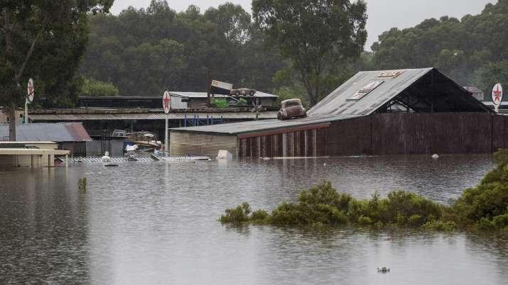 India Tv - australia floods
