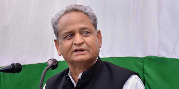 Rajasthan Chief Minister Ashok Gehlot