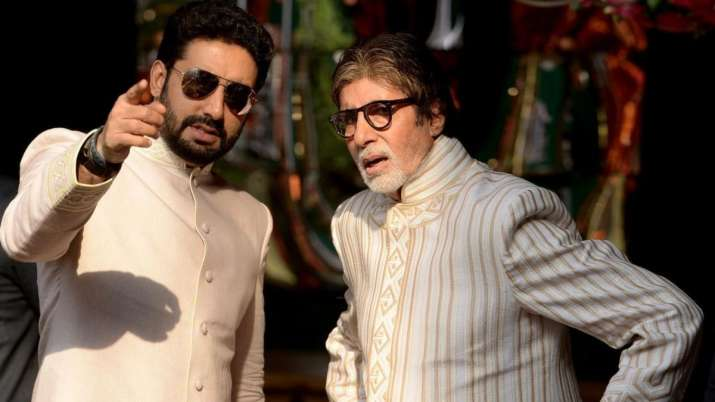 Amitabh Bachchan shares what happens when 'your son starts wearing your shoes'