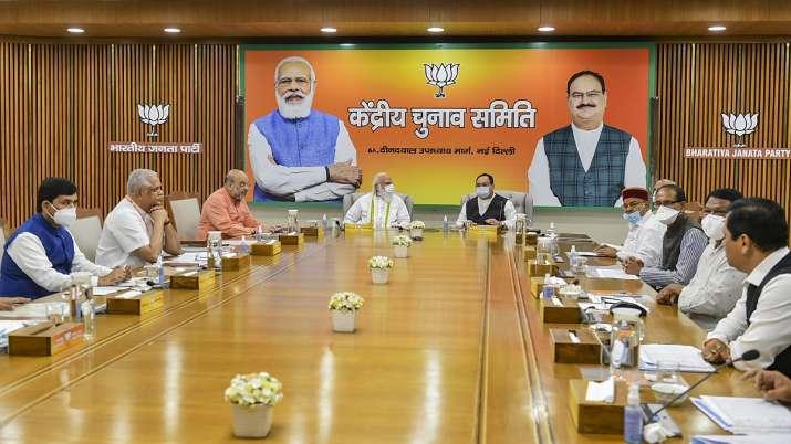 BJP candidates list, Bengal polls 2021, PM Modi, TMC