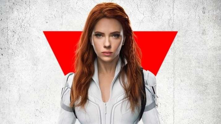 Poster of Black Widow featuring Natasha Romanoff