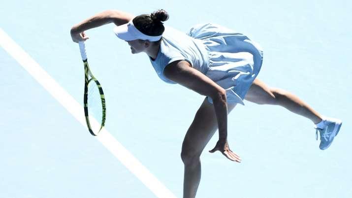 Australian Open 2021 finalist Jennifer Brady