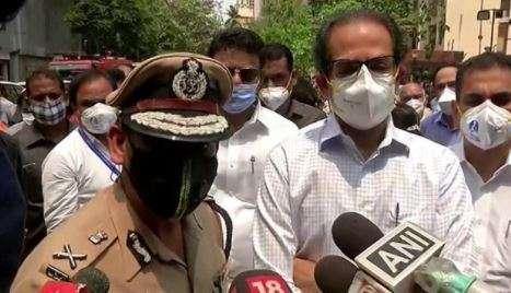 'I apologise': Uddhav Thackeray after hospital fire claims