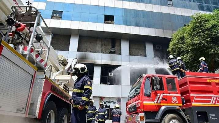kanpur hospital fire