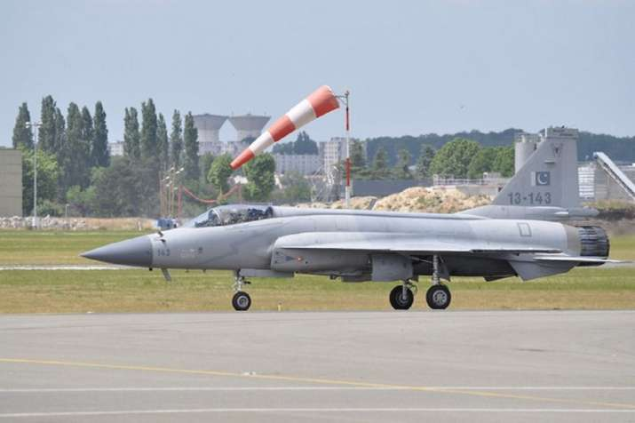 China-Pakistan's low cost, all-weather multi-role fighter JF-17 turns out to be failure