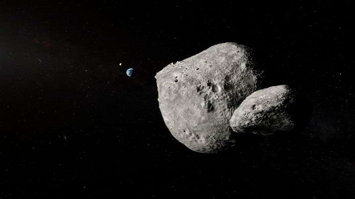 Comets brought carbon to Earth, Mars: Study