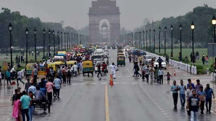 Delhi records minimum temperature of 19.4 deg C